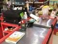 高品质95新超市全套货架及设备