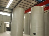 PP/PE储罐缠绕设备/PP缠绕储罐生产