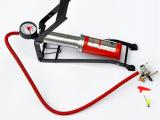 汽车充气泵/高压脚踏脚踩汽车轮胎/打气筒/多功能打气机/打气泵
