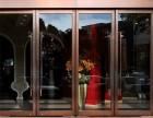 大港区各种玻璃门维修 自动感应玻璃门安装厂家