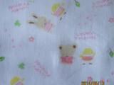 厂家供应高密度40支印花布双层纯棉印花纱布西松屋纱布婴儿用布料