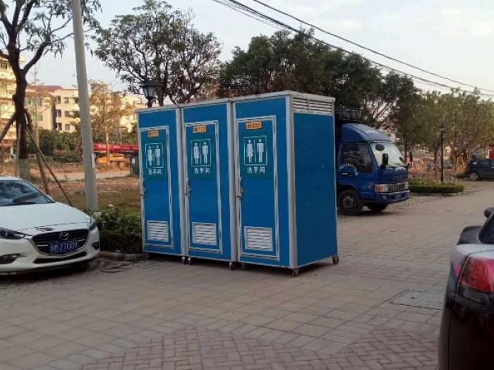 东莞移动厕所租赁价格 移动厕所租赁 工地厕所