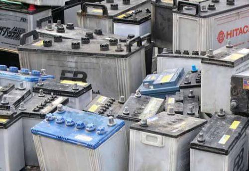 惠州博罗县旧电池回收价格