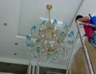 萧山专业照明灯具安装水晶灯安装吊灯安装