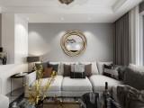 北碚美的家装饰 龙湖紫云台5组团 189平 现代轻奢