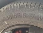 二手轮胎轮毂低价出售