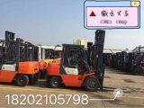 半价出售 二手合力3.5吨叉车 杭州4吨柴油叉车 货到付款