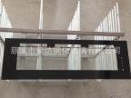 壁炉钢化玻璃 水刀切割玻璃加工 丝网印刷玻璃加工