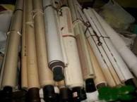 上海闵行区老油画回收.上海各种书法樟收购
