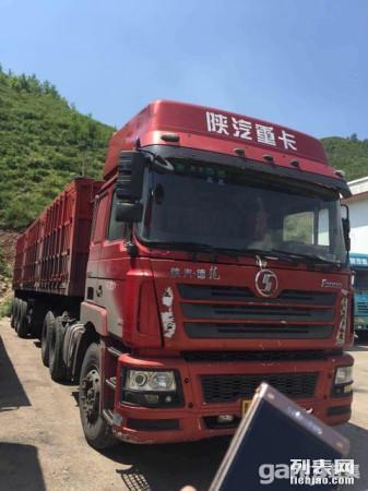 东风天龙 雷诺340-375半挂车