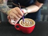 佛山咖啡培训学校0基础开店实训课程,4人小班,免费复训