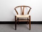 南美胡桃木Y椅