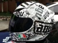 AGV K3 摩托车头盔!