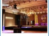 广东深圳铝合金桁架 灯光架 舞台背景 舞台框架搭建 龙门架