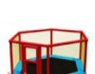 南宁厂家供应户外儿童跳跳床幼儿园玩具蹦蹦床儿童护网蹦床
