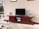 出售现代中式实木家具新款实木电视机柜厂家直销