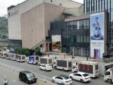 重庆市江北区LED广告车媒体发布,LED广告投档