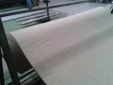 厂家生产羊毛针刺棉 白色针刺棉 化纤毛毡 纺粘无纺布水刺无纺布