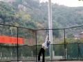 网球一对一适合初学者