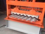 全自动单板780大圆弧压瓦机设备的价格跟上产厂家