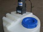 西双版纳8吨塑料水箱 8立方PE储罐 8000L塑料水塔 P