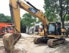 卡特320挖掘机 有手续 低价出售 包送低价