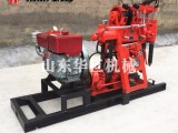 XY-100型号全液压钻机 工程勘探钻机山东华巨钻探机械设备