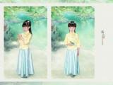長沙寶寶藝術寫真 兒童親子照 百天照 宮小主兒童攝影