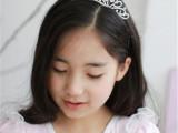 韩版儿童发饰发箍头饰饰品配饰正品女童小公主必备皇冠生日