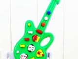 新奇特玩具批发批发实用音乐吉他 带童谣 儿童音乐玩具