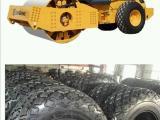 压路机轮胎扎不破的铲车轮胎货发全国