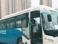 大巴车出租:企业上下班车,广告大巴车,**。
