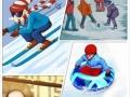 【元旦推荐】至尊五星、哈尔滨、童话雪乡、内个屯民俗村滑雪体验5日