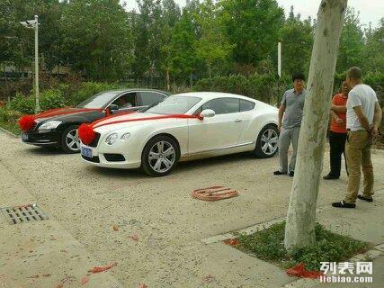 北京个人出租宾利欧陆飞驰 宾利GT