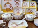 广东仿瓷餐具厂,惠州五和密胺餐具,儿童餐具价格