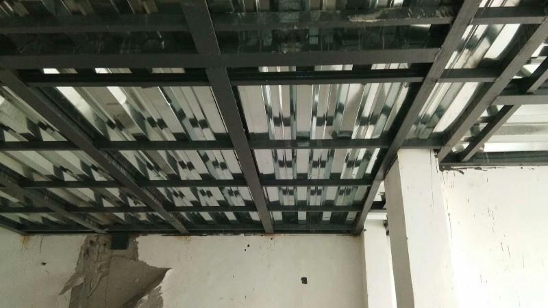 丰润区专业钢结构阁楼商铺隔层阳光房搭建
