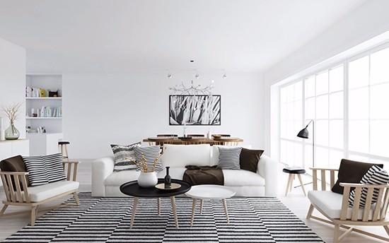 北欧家具选择技巧--长沙致家装饰