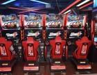 电玩游戏机厂家 大型电玩游戏机批发 模拟赛车游戏机