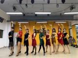 龙华民治附近学拉丁舞的培训机构