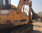 低价急转二手挖掘机现代210-5D