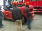 常州叉车出租 起重搬厂 机器装卸移位
