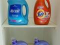芭菲,汰渍,蓝月亮,超能,立白洗衣液