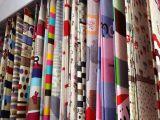 纯棉印花细粗布布料批发 卡通细帆布四季布 定制床单被罩四件套
