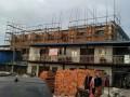 宝山区脚手架搭建 工业园区钢管脚手架搭建 毛竹脚手架搭建
