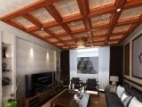 木真美品晶瓷全屋整装集成墙饰增添了丰富的色彩
