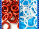 白色 红色 彩色 硅胶O型圈 订制各种颜色 食品 环保 硅胶密封