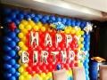承接宝宝宴生日派对,商业庆典气球布置