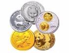 大连回收熊猫金币价格,连体钞价格,邮票价格,纸币价格