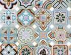 淄博陶瓷砖喷墨调色学习展厅设计在职设计师精讲