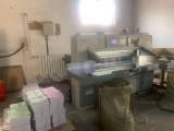 出售申達1300雙軌程控切紙機